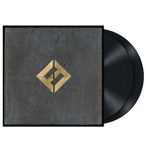 Foo Fighters Concrete and Gold LP