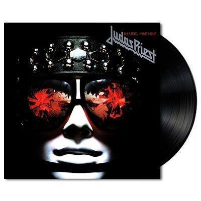 Judas Priest Killing Machine lp