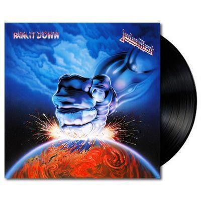 Judas Priest Ram It Down Lp