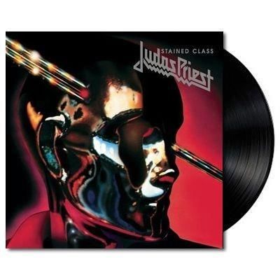 Judas Priest Stained Glass lp