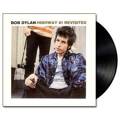 Bob Dylan Highway Revisited Lp