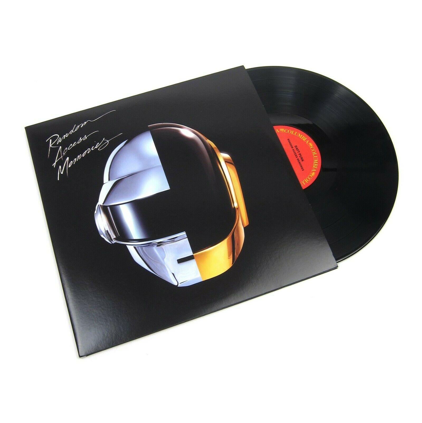 Daft Punk Random Access Memories lp