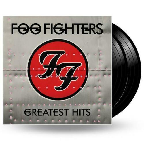 Foo Fighters Greatest Hits Double Lp