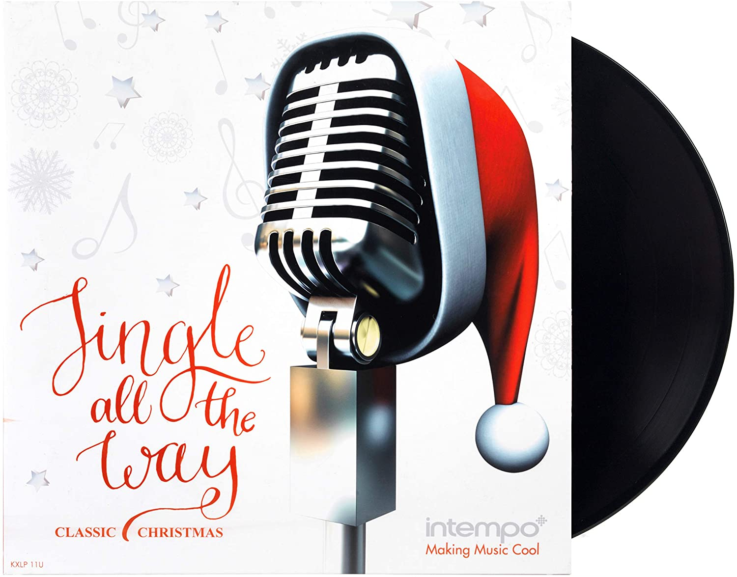 Jingle all the way classic christmas lp