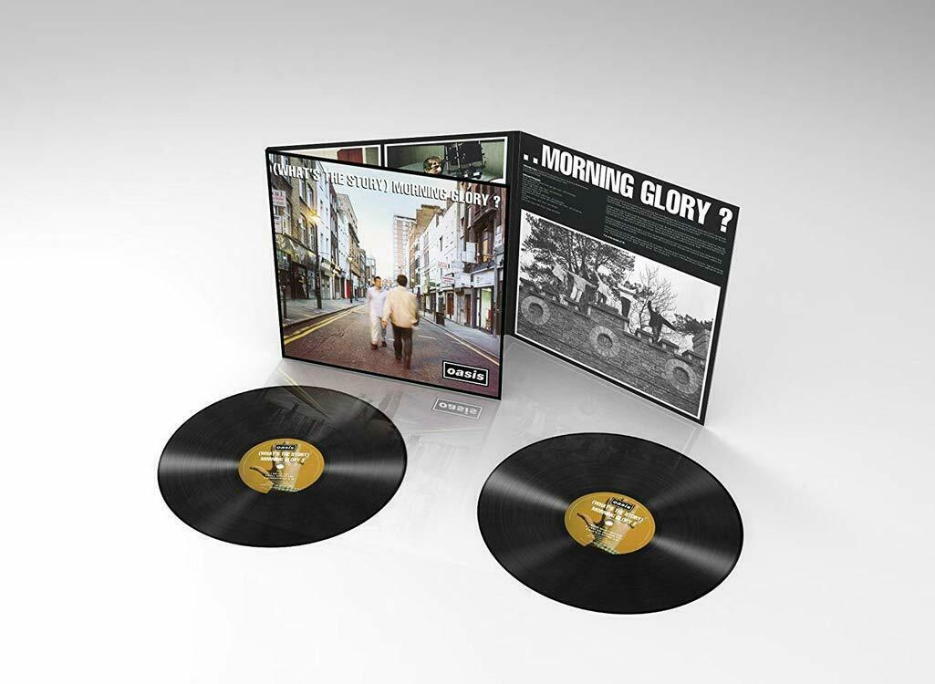 Oasis Whats The Story lp
