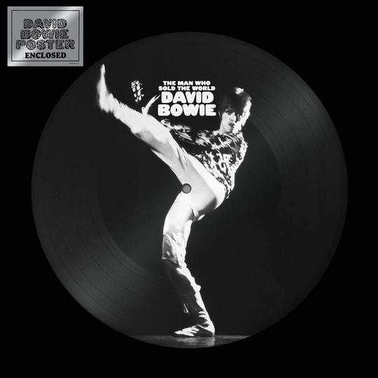 David Bowie The Man Who Sold The World Pic Disc