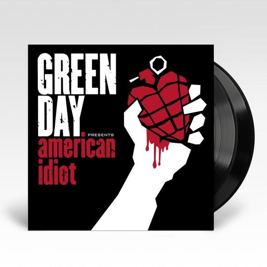 Greenday American Idiot Lp