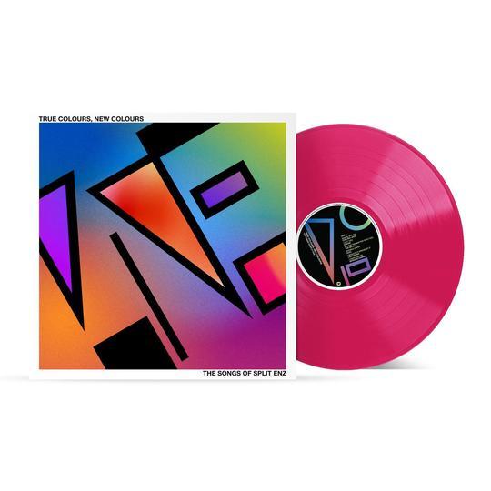 True Colours Pink Lp
