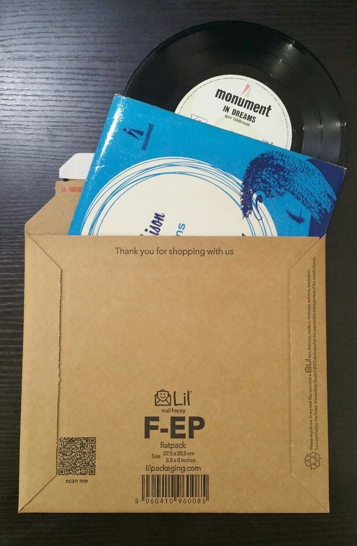 40x-Stiff-Strong-7-Vinyl-EPSingle-Record-45RPM-Music-Postal-Mailer-225-x-205mm-283155832835-2