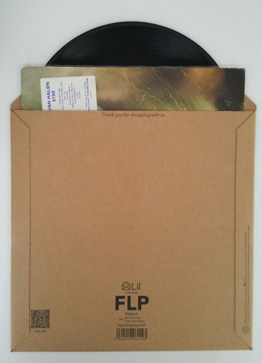 40-x-12-Vinyl-Record-33rpm-LP-Stiffest-Strong-Rigid-Postal-Mailers-343-x-343-mm-283155828516-2