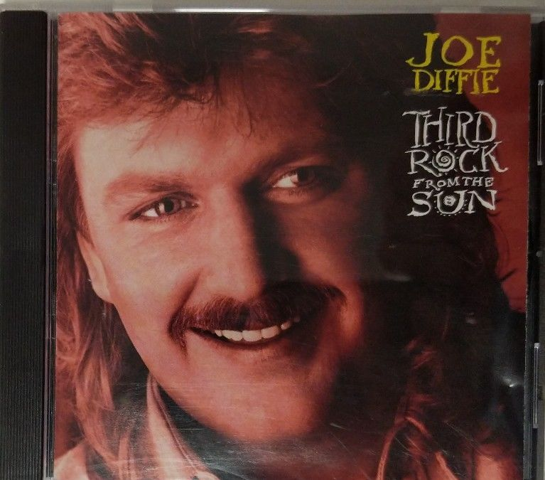 JOE-DIFFIE-Third-Rock-From-The-Sun-CD-Made-In-The-USA-1994-273133819846