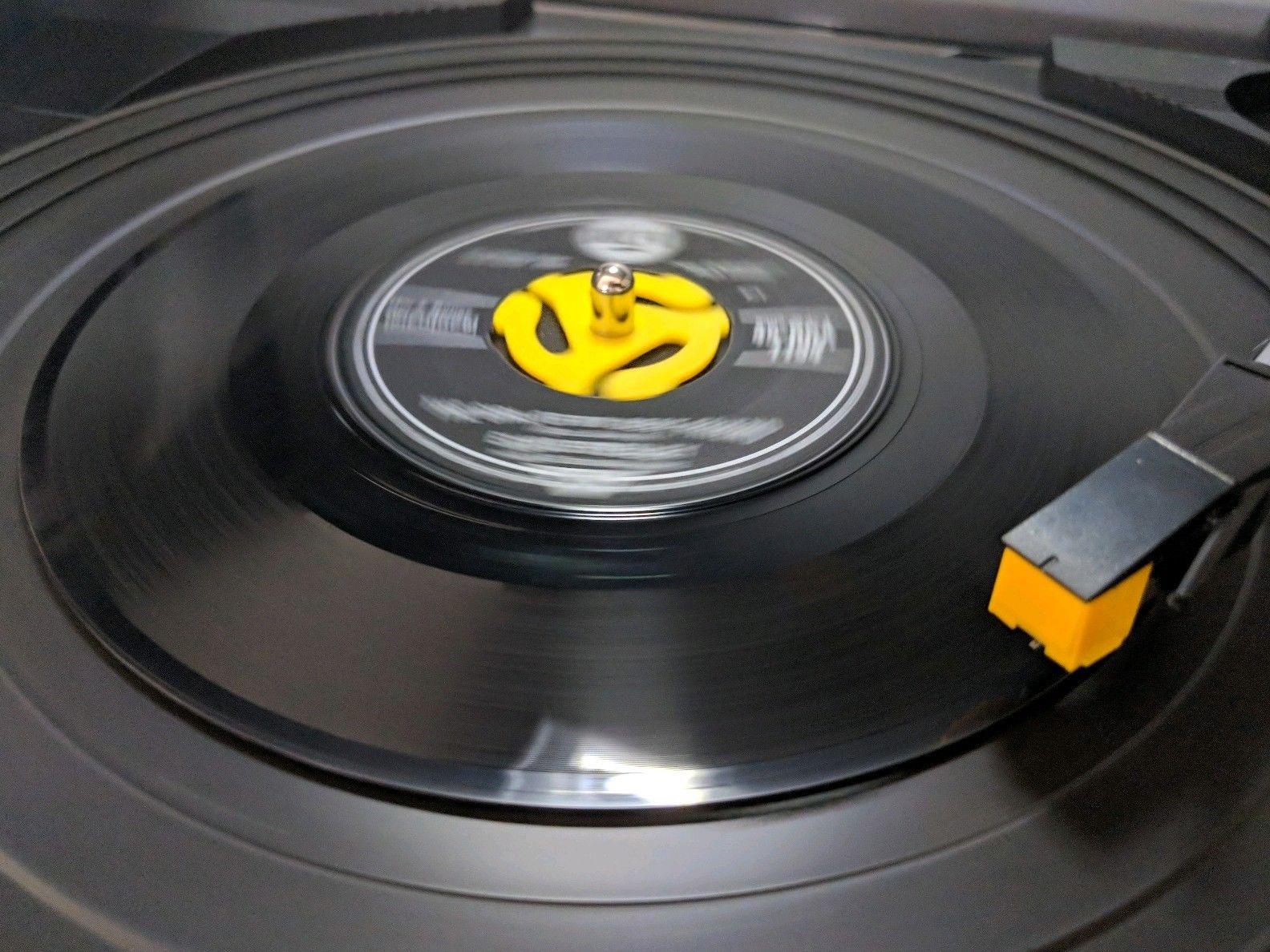 10-Pack-45RPM-Adaptors-Spider-Inserts-for-7-Vinyl-Records-Jukebox-NonSlip-273471287518-3